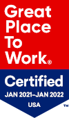 Badge Certifying Legal Resources as a Great Place to Work