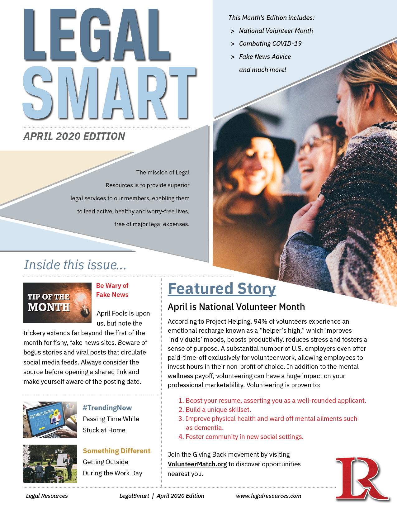 LegalSmart April 2020